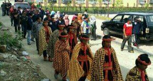 Didong Alo Sambut Maskot Pilkada Aceh di Gayo Lues
