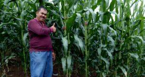 Iptu Marzuki Oes, Salurkan Hobi Dengan Berkebun