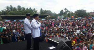 Cabup Bireuen Amiruddin Idris Janji Ciptakan Lapangan Kerja