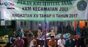 MTQ Mahasiswa KKM Al Muslim Berakhir