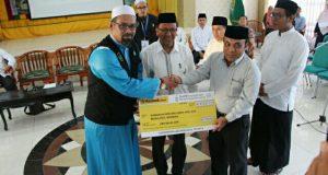Rombongan Majlis Taklim dari Malaysia Kunjungi Kanwil Kemenag Aceh