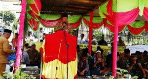 Hasanuddin Darjo Hadiri BKMT Kecamatan Pintu Rime Gayo