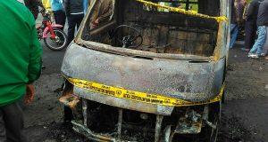 Sindikat Pencuri Kerbau di Bener Meriah Babak Belur, 1 Unit Mobil Dibakar Massa