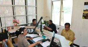 Radio Rimba Raya 107FM Akan Mengudara Lewat Live Streaming