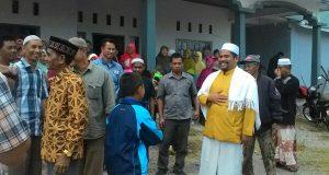 Warga Bener Meriah Terus Sambangi Kediaman Ahmadi-Tgk. Syarkawi