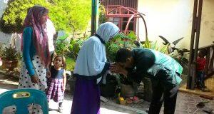 Sosok Ahmadi Samar Kilang Hormati Orang yang Lebih Tua