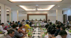 Cari Masukan dan Saran, Pansus RUU Pemilu Serentak Berkunjung ke Aceh