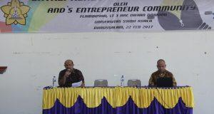 Unsyiah Adakan Entrepreuneur Sharing Session