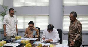 PT PII dan Unsyiah Tandatangani MoU Pendidikan dan Penelitian