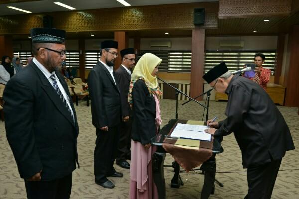 Komisioner Komisi Pengawas dan Perlindungan Anak Aceh Dilantik