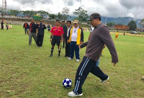 20 Tim Berlaga di Prakulalifikasi Danone Nation Cup di Takengon