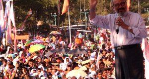 Ghazali Abbas Adan: Apakah Rakyat Sudah Terima Sejuta Per-KK dan Naik Haji Gratis?