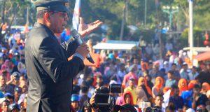 """Irwandi Sebut Tiga Cagub """"Bagi-Bagi"""" Dana Kesejahteraan Eks-Kombatan Rp650 Milyar"""