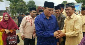 Pak Nas Resmikan Kantor Badan Usaha Milik Antar Kampung, Pertama di Aceh Tengah