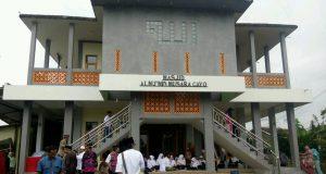Bupati Bandung Resmikan Masjid Al Mu'min Musara Gayo
