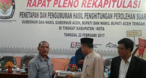 Sapu Arang Ingatkan Irwandi Yusuf Soal Kemenangan di Aceh Tengah