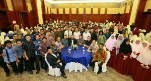 PKPMI Aceh Ramah Mesra Bersama Menteri di Jabatan PM Malaysia