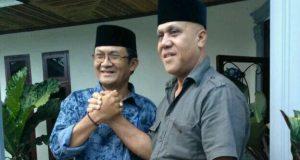 Cabup Aceh Tengah Shabela Temui Khairul Asmara
