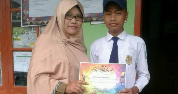Siswa MTsN 2 Juarai Lomba Berhitung FT Unsyiah se-Aceh Tengah