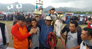 Ini Nama Kuda Juara Pacuan Kuda Memperingati Hari Jadi ke-440 Kota Takengon