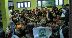 KAMMI Aceh Tengah Rayakan Milad Ke-19 Tahun Bersama Penyandang Disabilitas