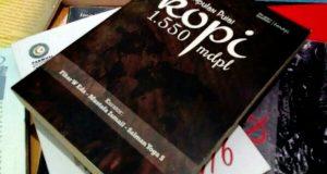 Buku Puisi Kopi 1.550 Mdpl Naik Cetak Kedua