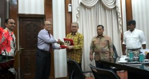 Kendalikan Inflasi, Gubernur BI Apresiasi Pemerintah Aceh
