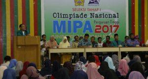 Unsyiah Seleksi Mahasiswa ON MIPA-PT