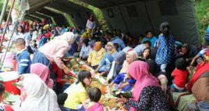 Kodim 0106/AT-BM Perkuat Silaturrahmi Lewat Family Gathering