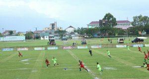 Aceh Tengah Siapkan Atlet Sepak Bola Pra-Pora 2017