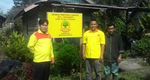 Partai Berkarya Berkibar di Pegasing