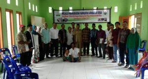 Reje Bamil Nosar Buka Pelatihan Peningkatan Kapasitas Aparatur Kampung