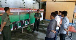Dandim 0106/AT-BM Cek Posko Sergap Aceh Tengah