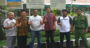 Setelah ke Surabaya, Kurnia Gading Lanjut Pelajari Sampah ke Bandung