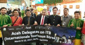 """""""The Light of Aceh"""" Meriahkan Pameran ITB Berlin"""