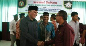 Perawat Aceh Tengah Harus Responsif Dengan Kondisi Kekinian