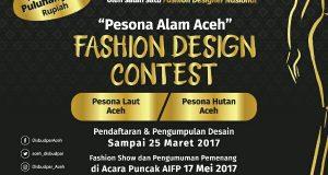Sejumlah Agenda Siap Meriahkan Acara Fashion Terbesar di Aceh