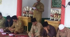 Santri Aceh Tengah Ikuti Seleksi Porsadin Tingkat Kabupaten