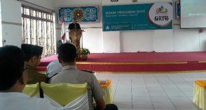 Kepala Balar Sumatera Utara : Rumah Peradaban Gayo Berbincang Tentang Temuan Mendale