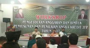 Kemenag Aceh Bekali Jajaran Kelola Anggaran
