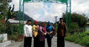Sambut Peserta Penas KTNA XV, Kabidluh Aceh Kunjungi Kampung Kopi Tebes Lues