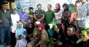 FPDLT Launching Program Wisata Konservasi Donasi Tanam Pohon