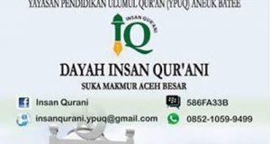Pengumuman Kelulusan Santri Baru Dayah Insan Qur'ani Tahun 2017