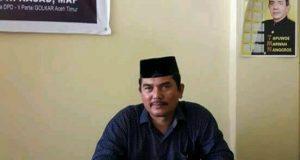 Anggota DPRK Atim H. Kasad Kutuk Penembakan Warga Peunaron