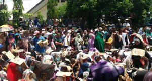 Massa Tuntut Usut Tuntas Money Politic Pilkada Bireuen