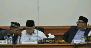 DPRA Pertanyakan Mutasi Jabatan, Gubernur Aceh: Sudah Sesuai Ketentuan