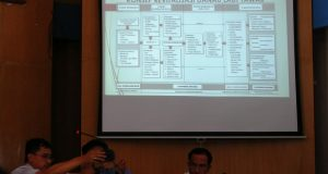Kementerian PU Lakukan Studi Revitalisasi Danau Lut Tawar