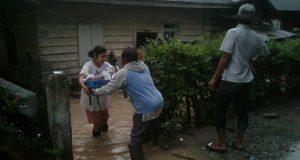Banjir, Warga Lot Kala Dihimbau Mengungsi