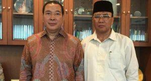 Humpuss Group Tinjau Perkebunan Tebu Ketol Aceh Tengah