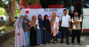 PDDA Gelar Donor Darah di Unsyiah